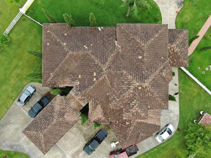 Drone Photo Alvin TX