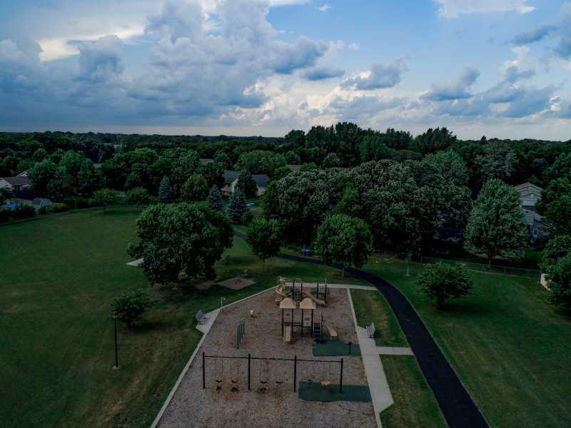 Drone Photo Andover MN