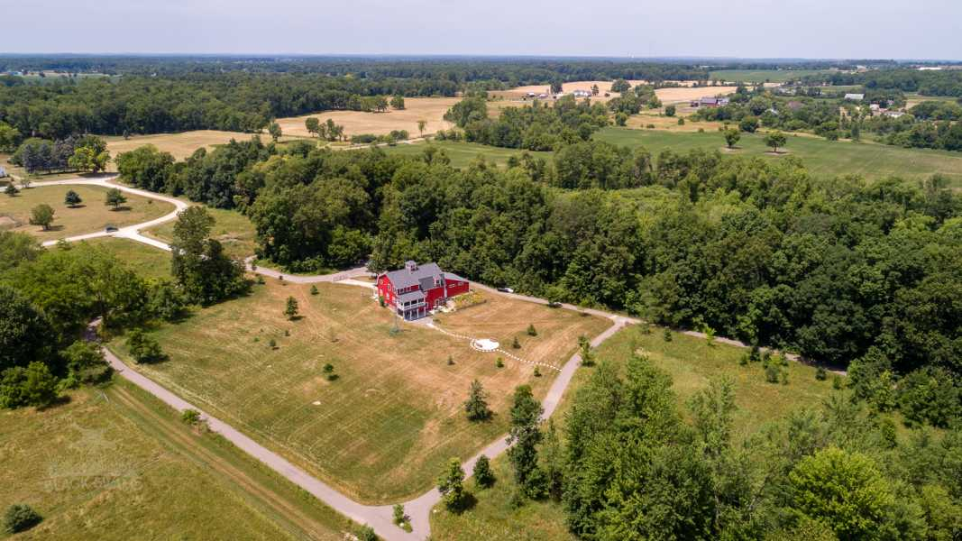 Drone Photo Ann Arbor MI