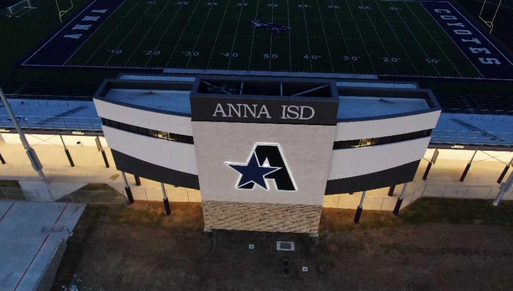 Drone Photo Anna TX