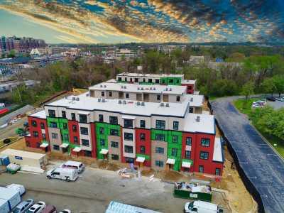 Drone Photo Annapolis MD
