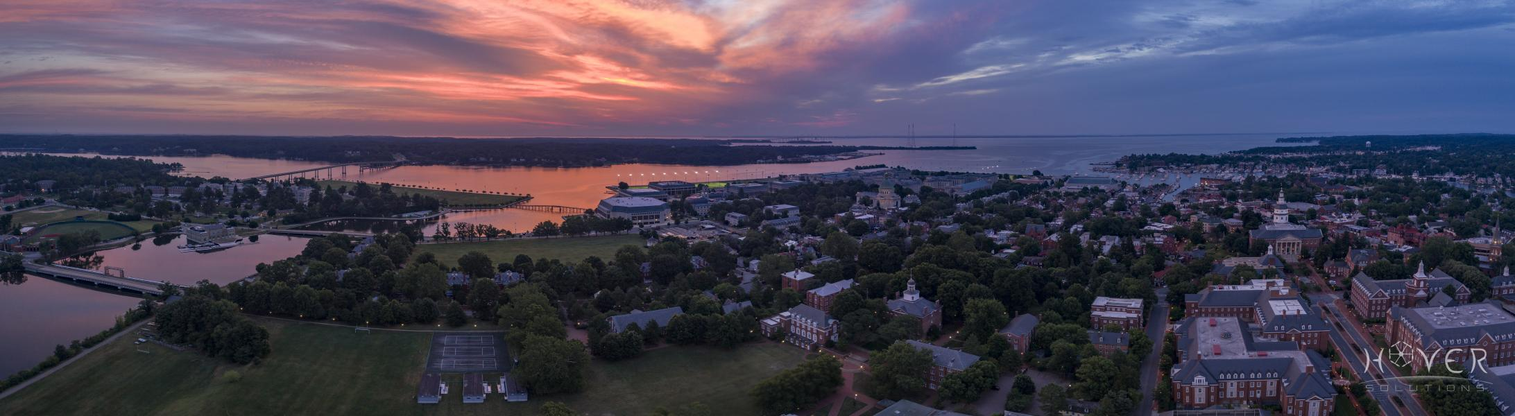 Drone Photo Annapolis MD