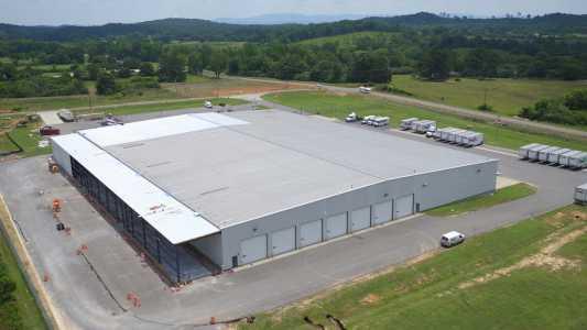 Drone Photo Anniston AL