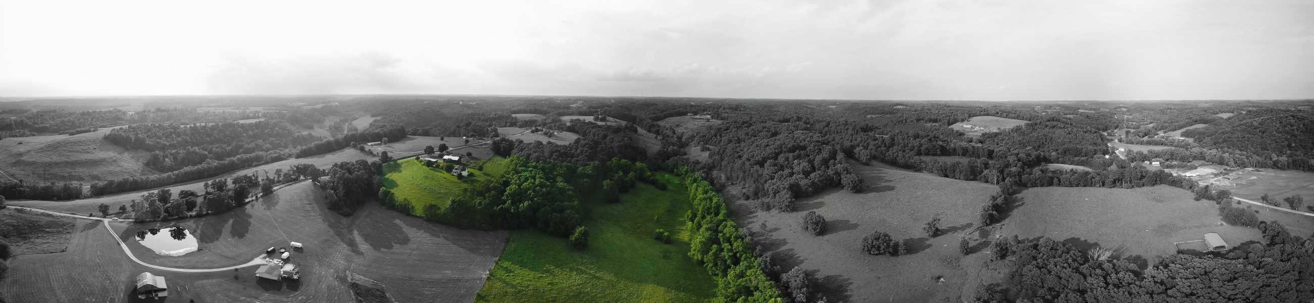 Drone Photo Annville KY