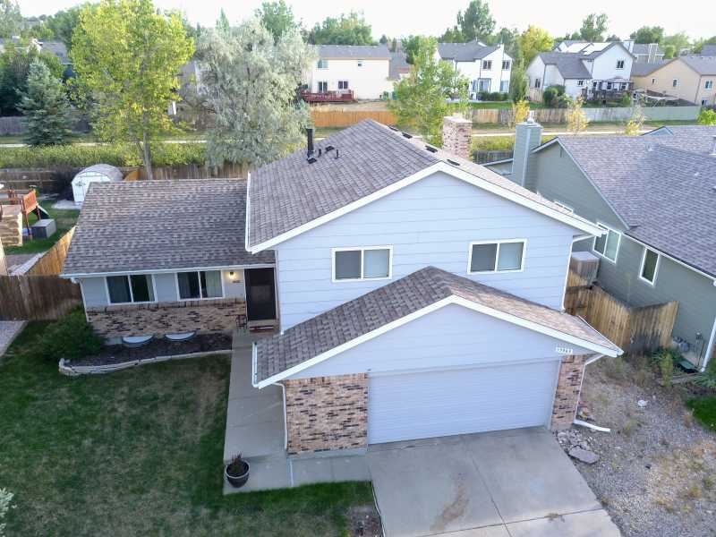 Drone Photo Arvada CO