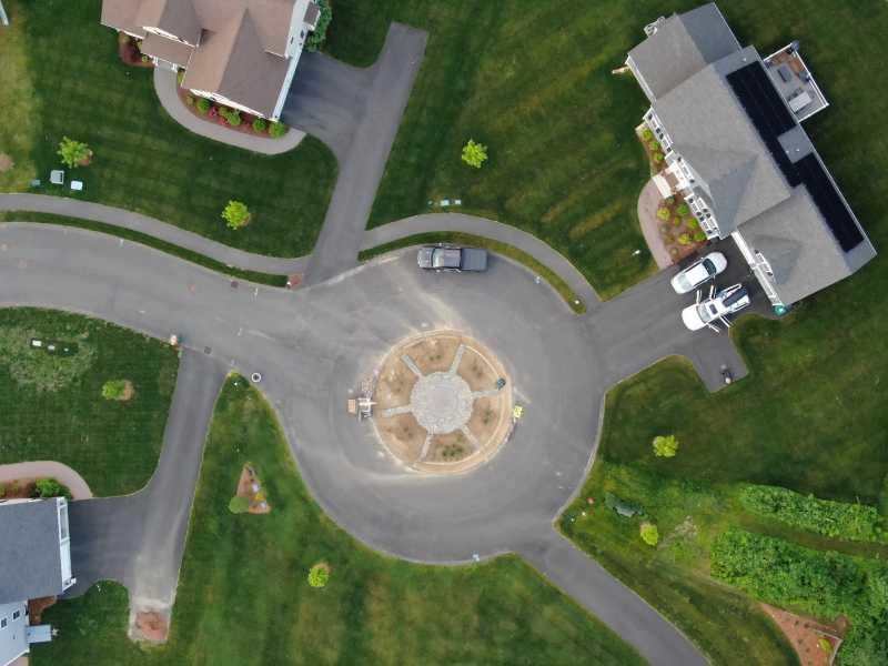 Drone Photo Ashland MA
