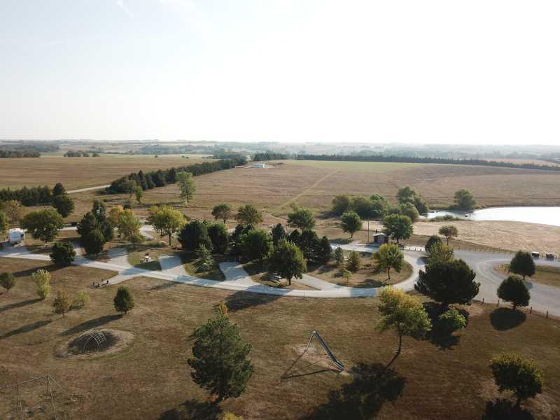 Drone Photo Auburn NE