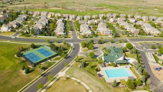 Drone Photo Aurora CO