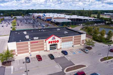 Drone Photo Avon OH