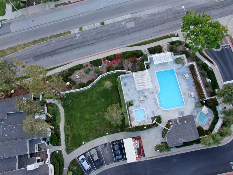 Drone Photo Azusa CA