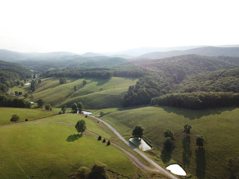Drone Photo Baker WV