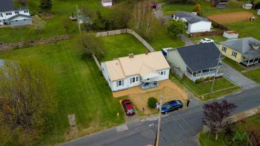 Drone Photo Bakersville NC