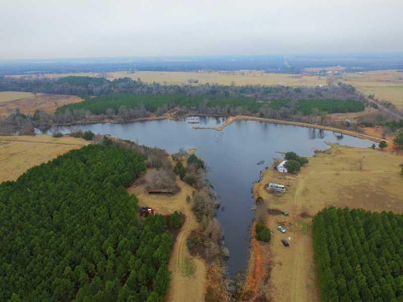 Drone Photo Ben Wheeler TX