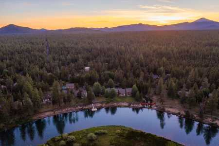 Drone Photo Bend OR