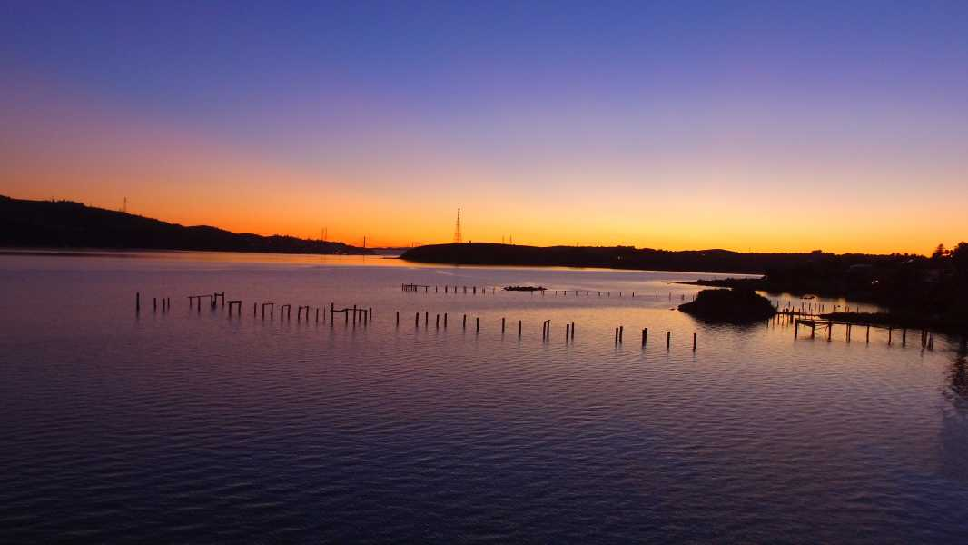 Drone Photo Benicia CA