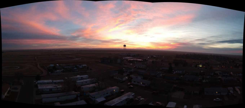 Drone Photo Bennett CO