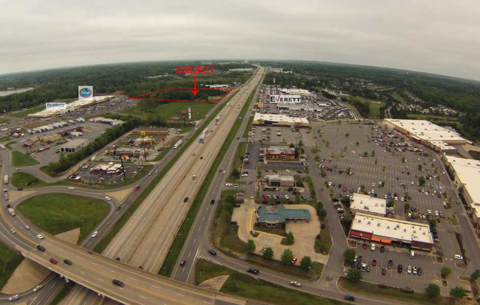 Drone Photo Benton AR