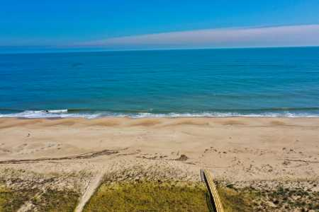Drone Photo Bethany Beach DE