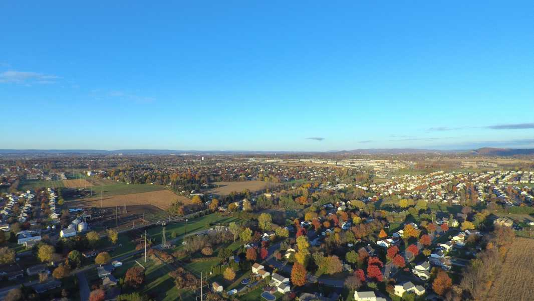 Drone Photo Bethlehem PA