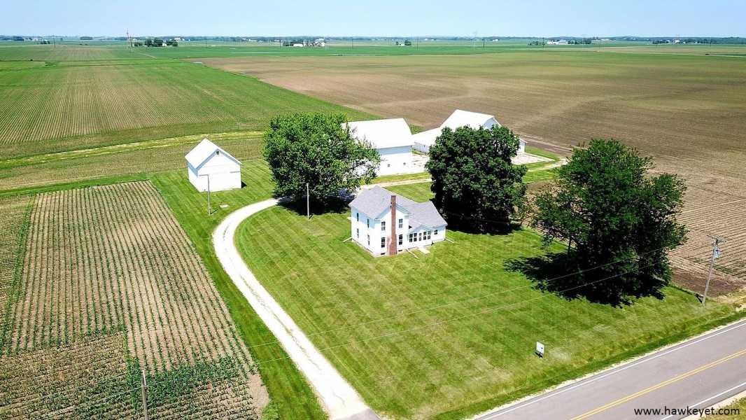 Drone Photo Big Rock IL