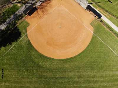 Drone Photo Big Stone Gap VA