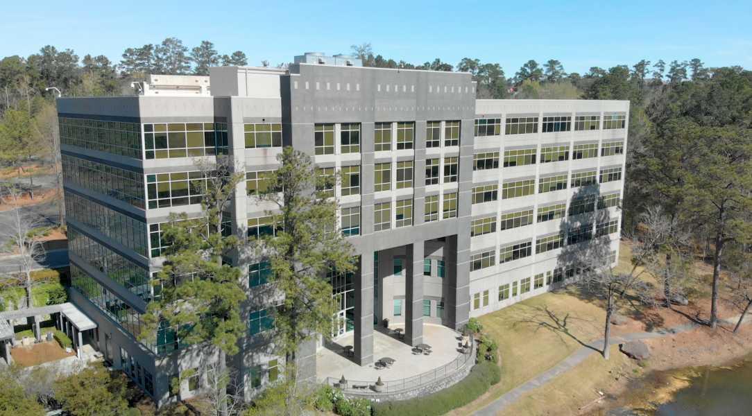 Drone Photo Birmingham AL