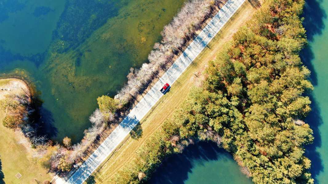 Drone Photo Black Creek NC