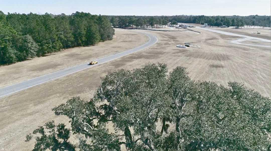 Drone Photo Bloomingdale GA