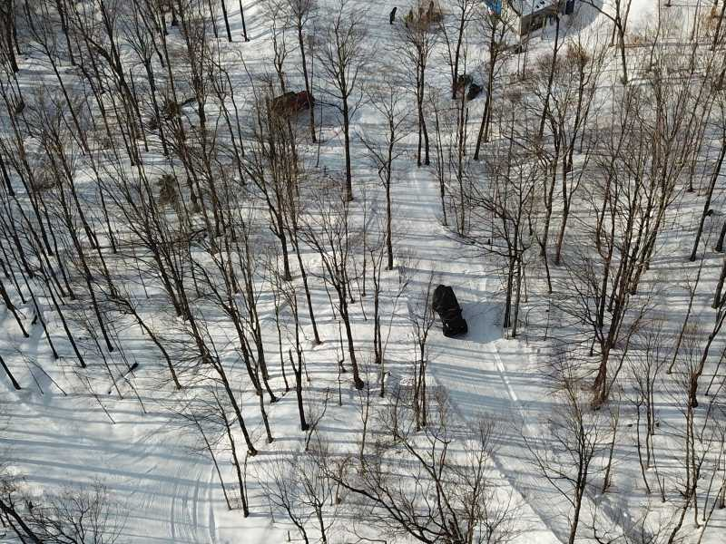 Drone Photo Bolton VT