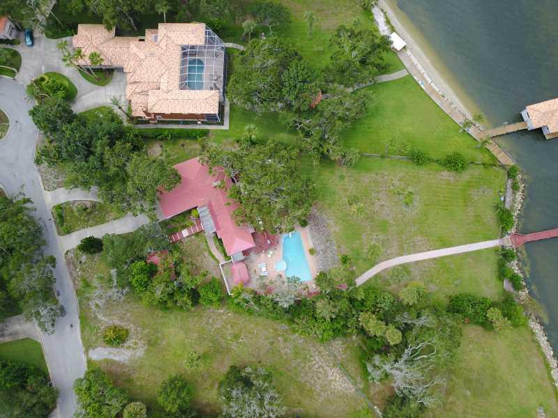 Drone Photo Breckenridge CO