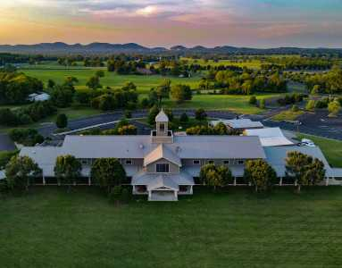Drone Photo Brentwood TN