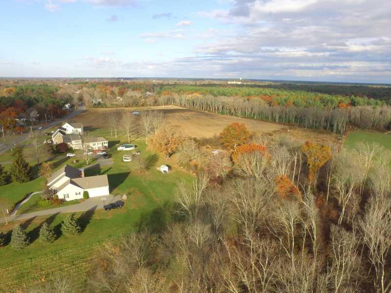 Drone Photo Bridgewater MA