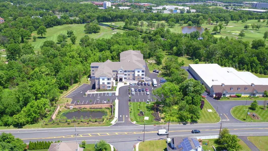 Drone Photo Bridgewater NJ