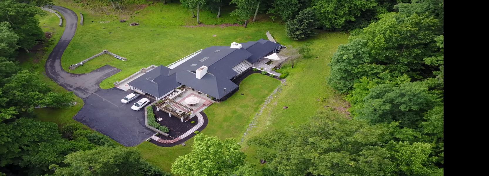 Drone Photo Broad Run VA