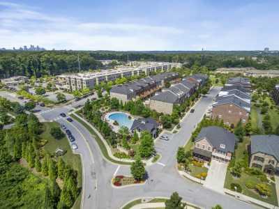 Drone Photo Brookhaven GA
