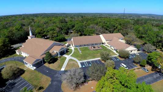 Drone Photo Brooksville FL
