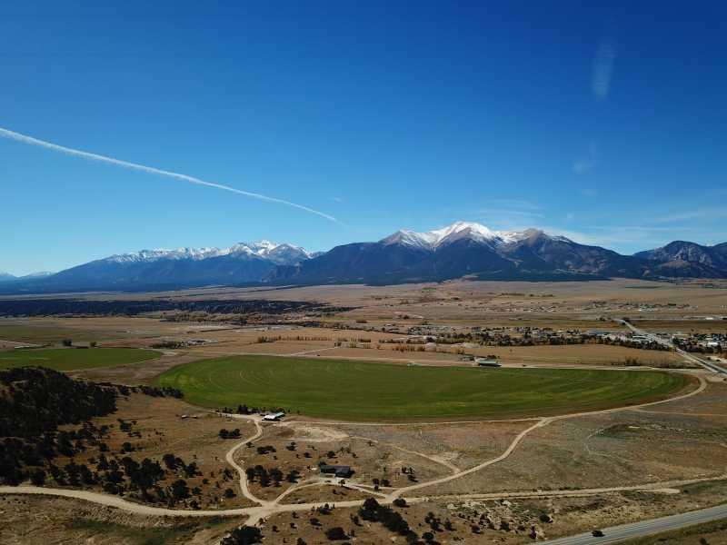 Drone Photo Buena Vista CO