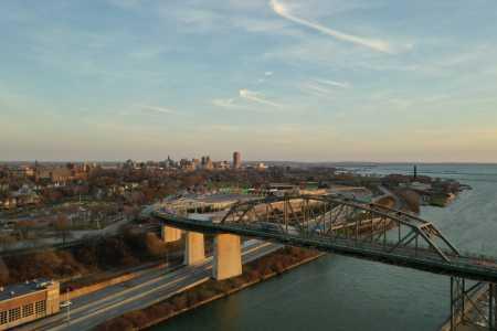Drone Photo Buffalo NY