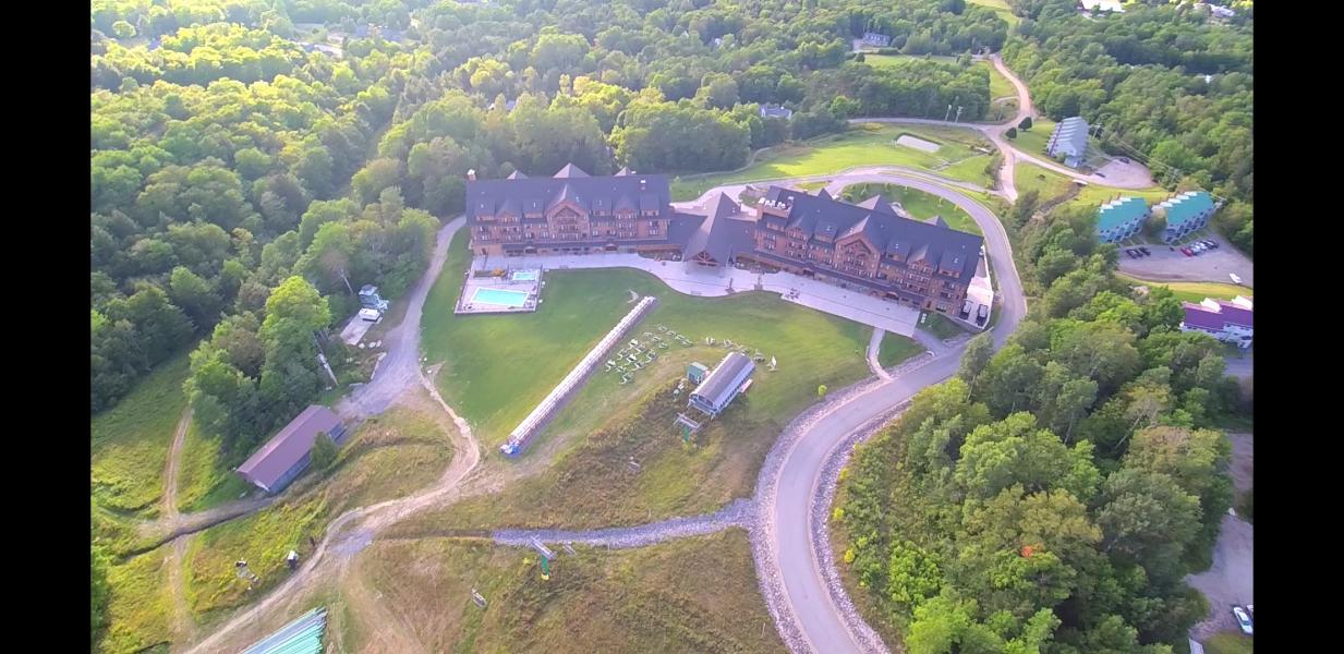 Drone Photo Burke VT