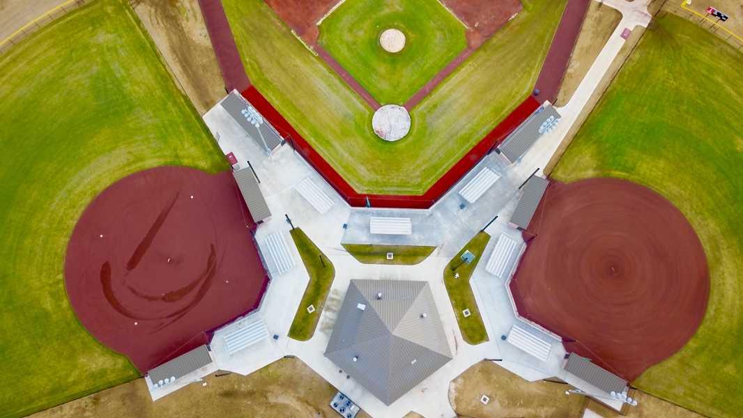 Drone Photo Calera AL