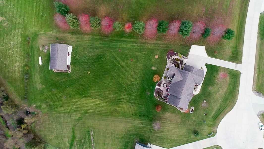 Drone Photo Cambridge IA
