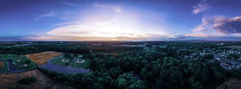Drone Photo Cambridge MD