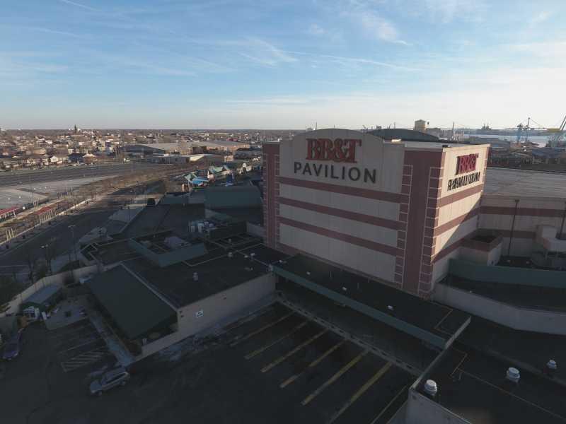 Drone Photo Camden NJ