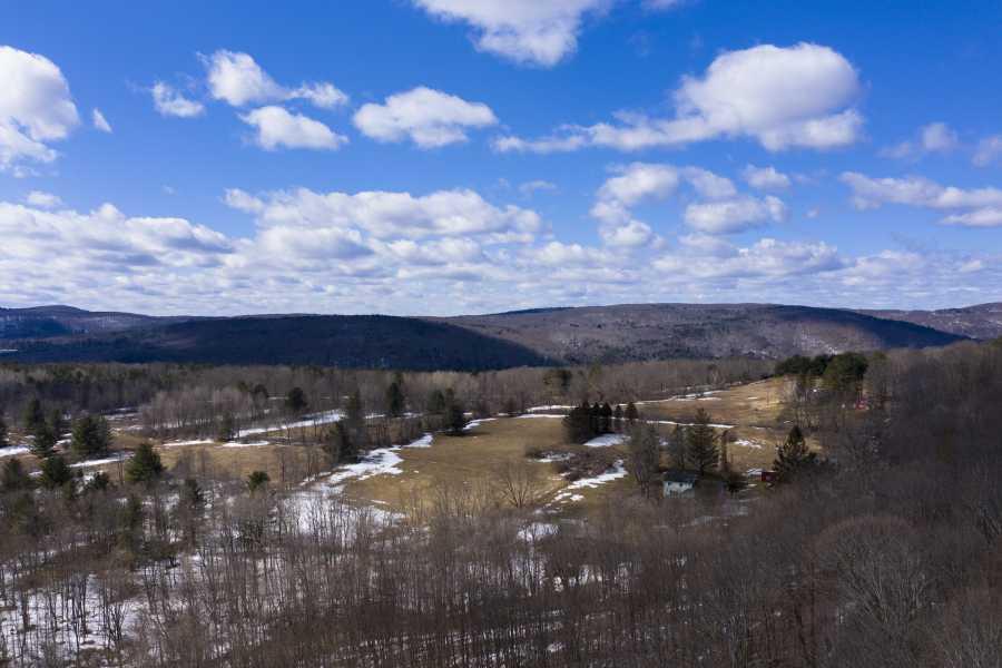 Drone Photo Canaan NY