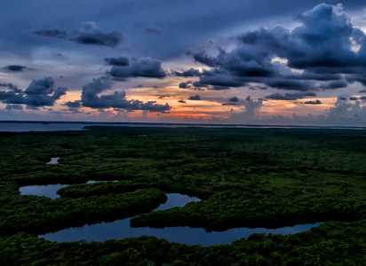 Drone Photo Cape Coral FL