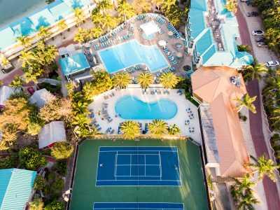 Drone Photo Captiva Island Fl