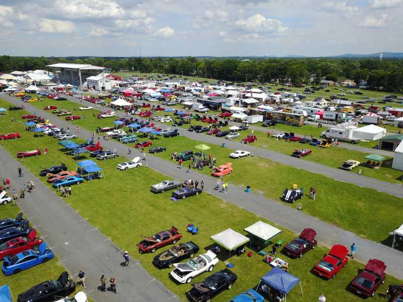 Drone Photo Carlisle PA