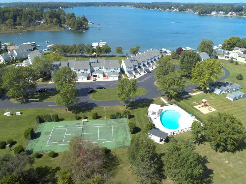 Drone Photo Cassopolis MI