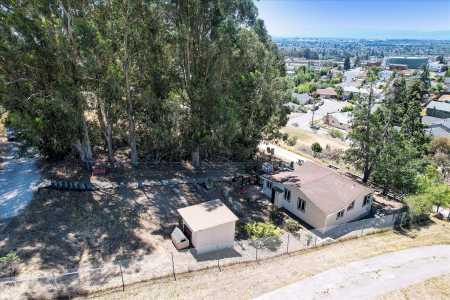 Drone Photo Castro Valley CA