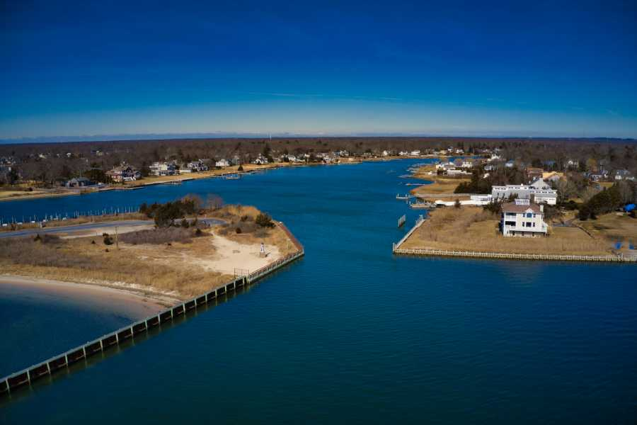 Drone Photo Center Moriches NY